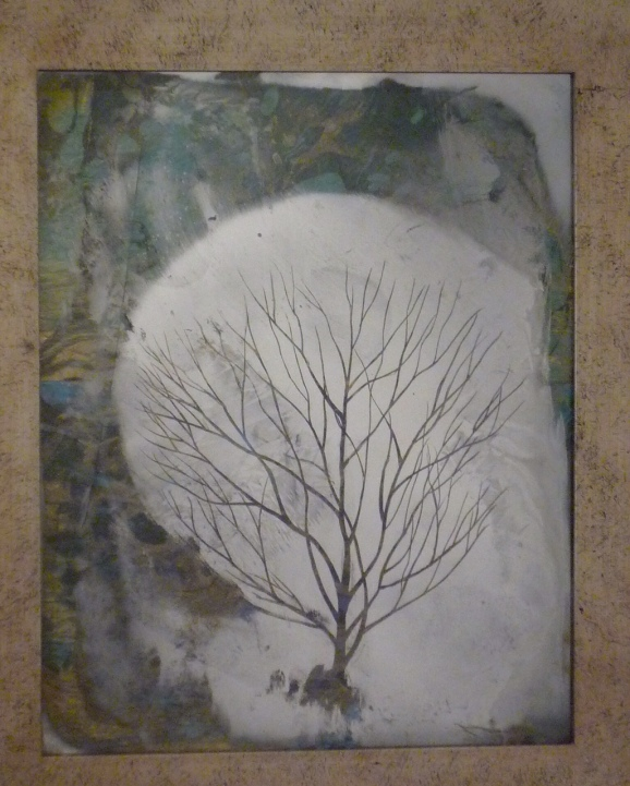 Silver Puddle Tree - 2