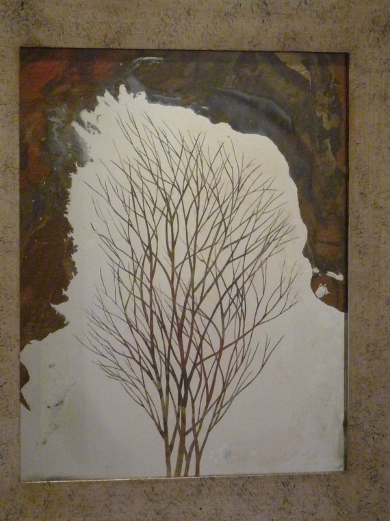 Puddle of Silver Tree