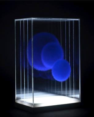 Painting on plexiglass